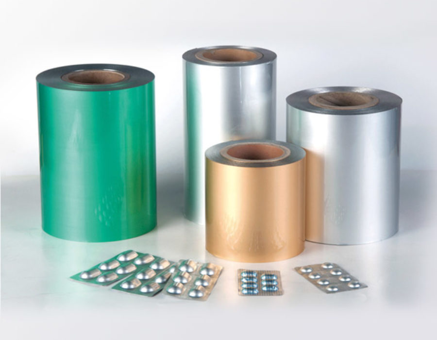 Aluminium Plain Foil 25 Micron